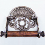 GWR Toilet Roll Holder.